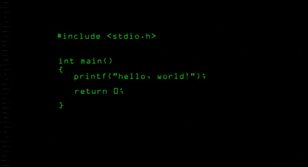 """Programming your first line of code to print the String """"Hello World!"""""""